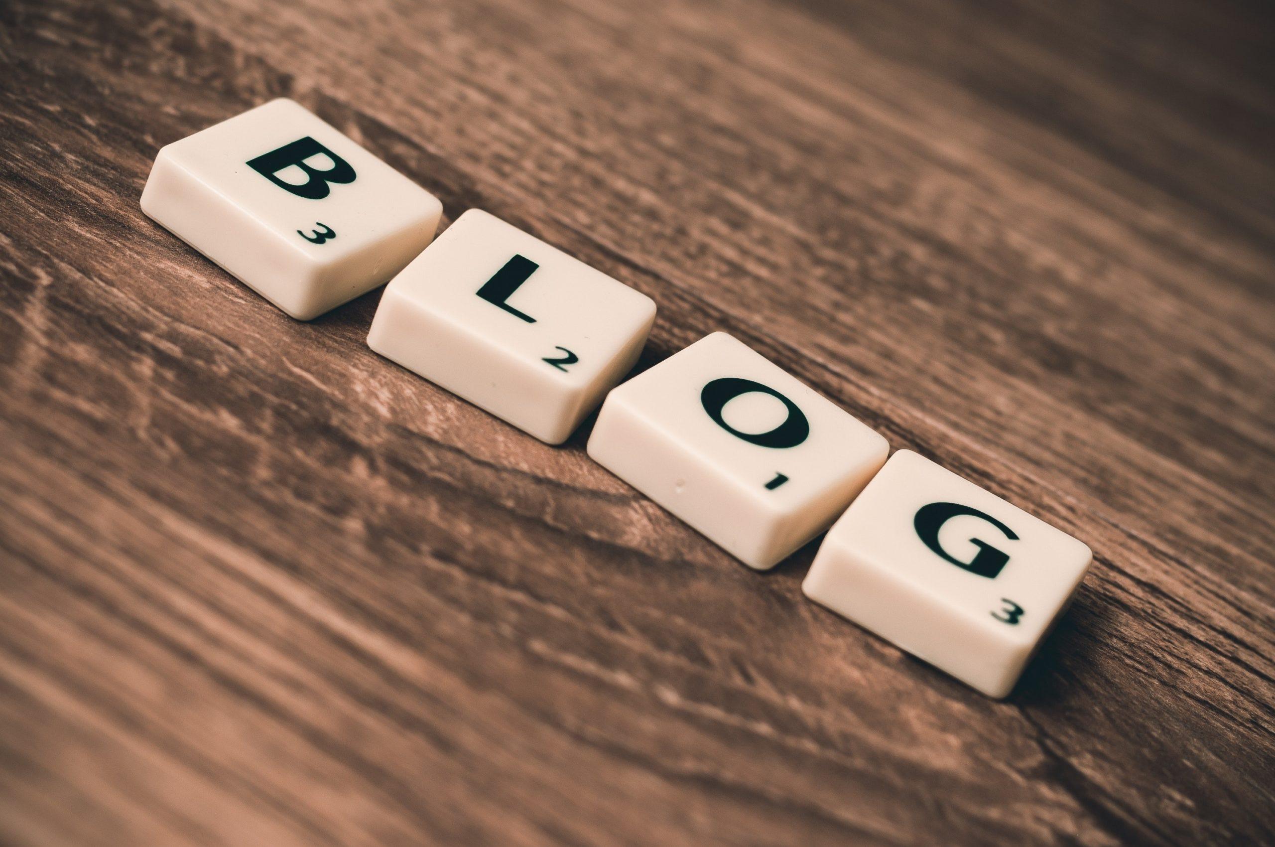 Mi Blog: Dedicatoria y Agradecimientos